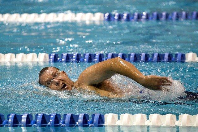 sportovní plavání
