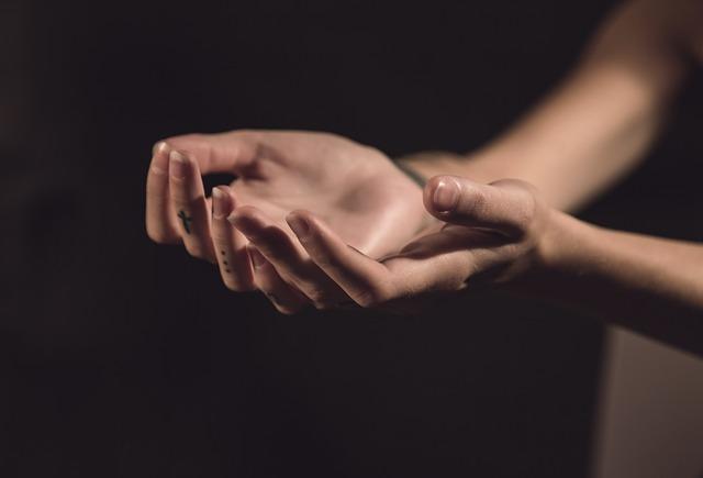 jemné ruce